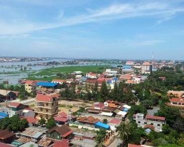 Phnom Penh: Brimful Mekong and Tonle Sap.