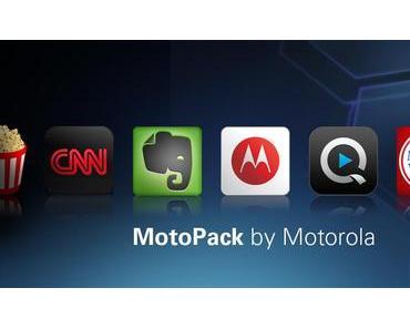 Motorola veröffentlicht MotoPack. Rundum-Sorglos-App für Honeycomb User.