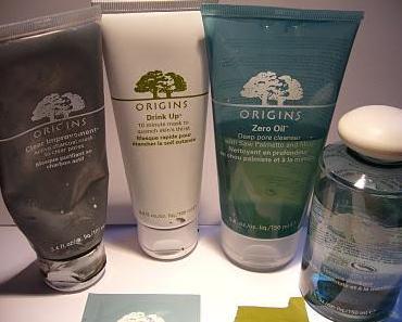 Origins Produkt + meine Vorgeschichte zum Thema unreine Haut