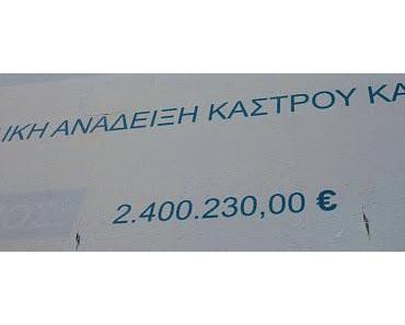 Hausmittel aus Griechenland