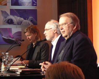 Literaturhaus Hannover im Oktober und November 2011, Teil 2