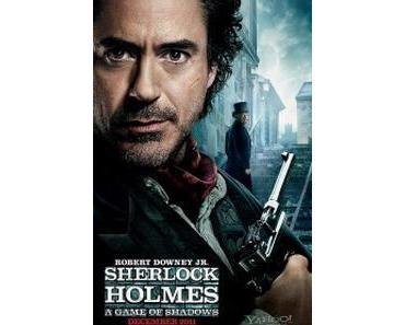 Neuer Trailer zu 'Sherlock Holmes: Spiel im Schatten'