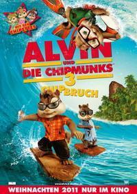 Trailer zum dritten Chipmunk-Film 'Chipbruch'