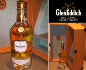 Seltener Glenfiddich Whiskey wird versteigert