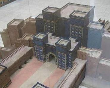 Babylonien im Pergamonmuseum in Berlin