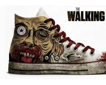 #Walkingdead #Converse All Star Chucks Edition