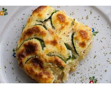Despina's Kartoffel Zucchini Auflauf mit Bechamel