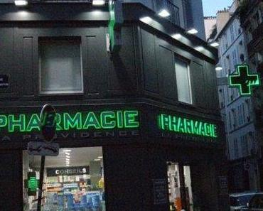 Apotheken in aller Welt, 178: Paris, Frankreich