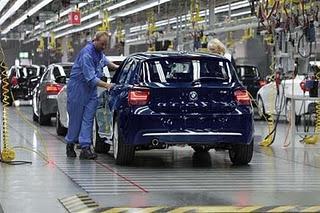 BMW-Werk Regensburg: 5 Millionen Autos in 25 Jahren