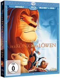 'Der König der Löwen' auf DVD und Blu-Ray