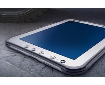 "10 Videos zu den ""Hardcore-Tablets"" Panasonic Toughpad A1 und B1."