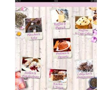 Weihnachts-Plätzchen, Kuchen & Punsch – Süße Rezepte für genussvolle Weihnachten auf demiPad