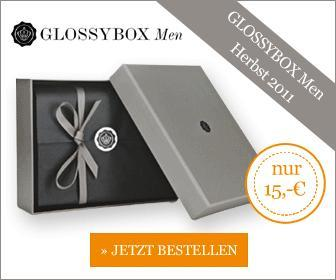 Glossy Box Men.