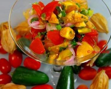 Physalis Salsa Pico de Gallo