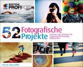Lesetipp – 52 Fotografische Projekte