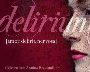 {Hörbuch-Rezension} Delirium von Lauren Oliver