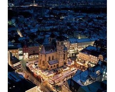 Bayerisch-Böhmische Weihnacht: Advents-Reise durchs Grenzgebiet