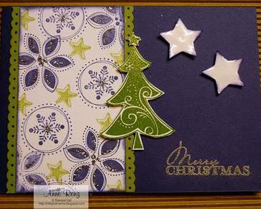und wieder mal ne Weihnachtskarte...