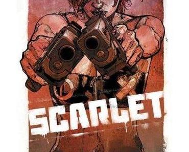 Scarlet. Kinder der Revolution - ein V for Vendetta v.2.0?