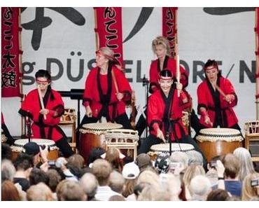 Japan Day in Düsseldorf