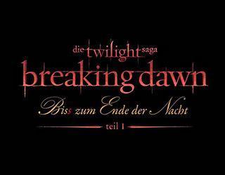 Twilight Breaking Dawn Bonus-Szene