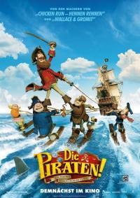Neuer Trailer zur Knet-Animation 'Die Piraten'