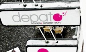 depato design*concept-store *** neu in esslingen