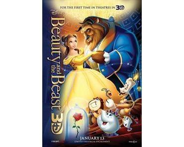 Trailer zu Disneys 'Die Schöne und das Biest 3D'