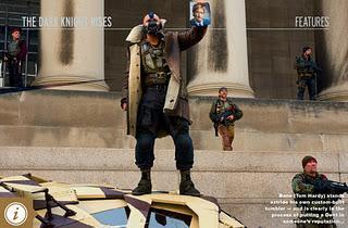 Dark Knight Rises: Neue Fotos und Infos zur Comicverfilmung verfügbar