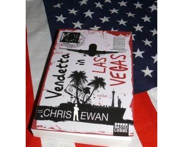 [Rezension] Vendetta in Las Vegas von Chris Ewan