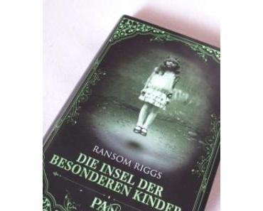 [Rezension] Die Insel der besonderen Kinder von Ransom Riggs