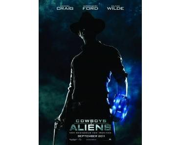 'Cowboys & Aliens' DVD und Blu-ray Start