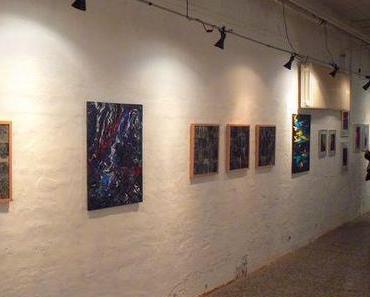 Sascha Windolph, Francesco Lamazza - Ausstellung in Hannover, Theater in der List