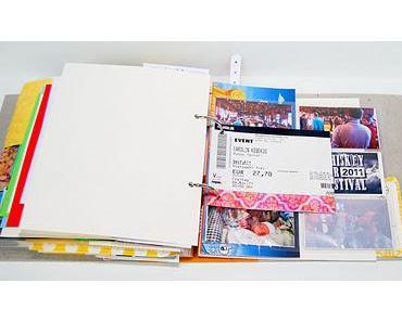 memoriesbook // erinnerungsbuch // november