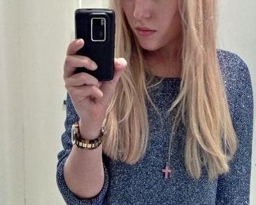 Glitter Knit.
