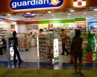 Apotheken in aller Welt: 189: Singapur (Changi Flughafen)
