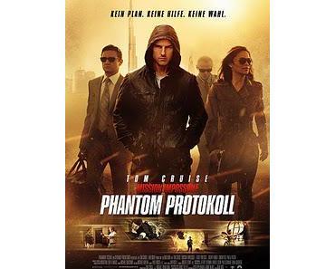 "Filmkritik: ""Mission: Impossible - Phantom Protokoll"" (Start: 15. Dezember 2011)"