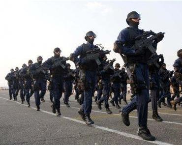 Deutsche Kriegswaffen und Menschenrechte 2010