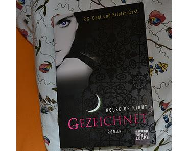 House of Night - Gezeichnet [Rezension]