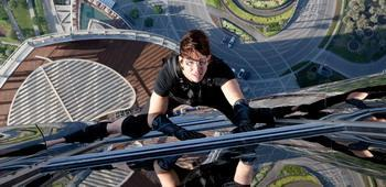 Filmkritik zu 'Mission: Impossible – Phantom Protokoll'