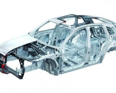 Autos werden leichter durch modernen Stahl