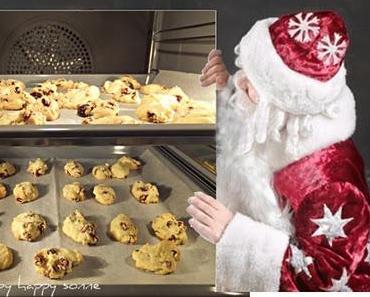 4. Advent..... in der Weihnachtsbäckerei!