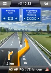 NAVIGON EUROPE – für iPad, iPhone passend für den Weihnachts-Reise-Verkehr stark im Preisgesenkt