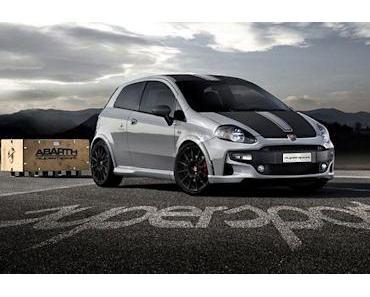 Fiat Abarth Punto SuperSport