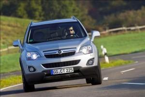 Opel Mokka ist das neue SUV auf Corsa-Basis