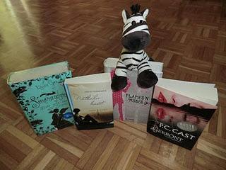 Viele neue Bücher :)