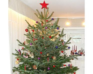 Kann ein Weihnachtsbaum eigentlich noch schöner sein?