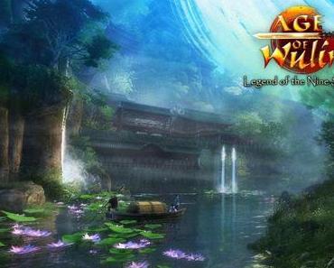 Age of Wulin – Ingame Schwert für 16.000 Dollar an Chinesen verkauft