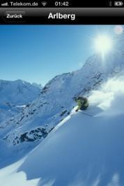 Arlberg à la carte – die besten Hotels & Restaurants auf iPad, iPhone, iPod touch und es wird ein genussvollerSkiurlaub