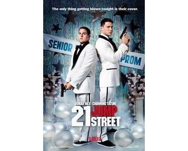 Neuer Trailer zu '21 Jump Street'-Verfilmung